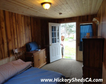 Old Hickory Sheds Cabins ~ CALIFORNIA