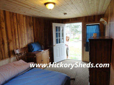Old Hickory Sheds Cabins