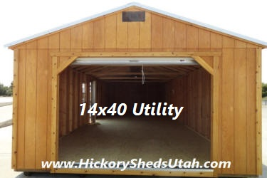 Old Hickory Sheds Garage Oregon