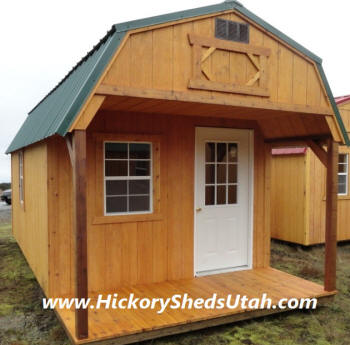 Old Hickory Sheds Playhouse Utah