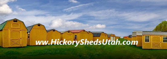 Merveilleux With A Factory In Southeast Idaho Old Hickory Can Easily Deliver An Old  Hickory Shed, Lofted Barn, Cabin Or Garage Directly To Your Northern Utah  Home Or ...