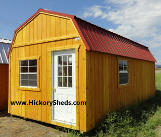 Old Hickory Sheds WA Wash Washington Seattle