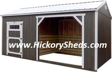 Old Hickory Buildings and Sheds Animal Shelter