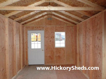 Old Hickory Sheds Cabins Idaho