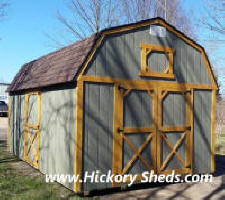 Old Hickory Sheds Wa Barns Cabins Garage Storage Wash